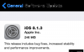 不温不火的iOS 8.1.3,还是没有解决关键问题