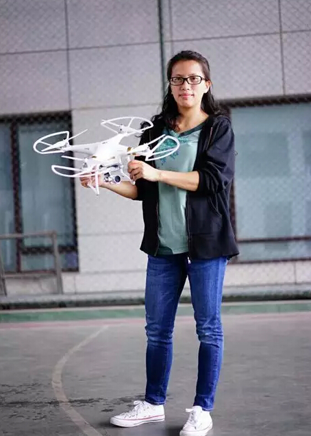 第一位出现在世界黑客大会上的中国女博士:黄琳