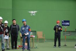 云南电网首次开展多旋翼无人机操作技能竞赛