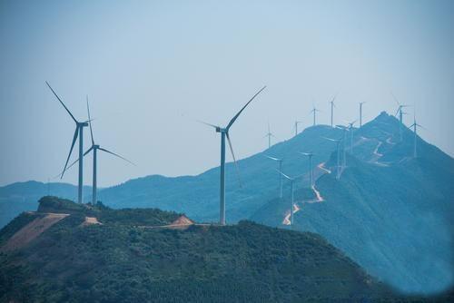 株洲市规划13个山地风电场