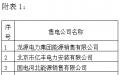 冀北新公示13家售电公司
