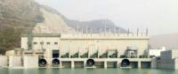 巴基斯坦塔贝拉项目完成厂房尾水充水