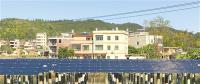 龙川佳派村光伏扶贫电站4个月售电收入达28万元