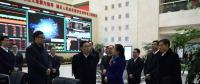 南方电网公司贺锡强副总经理一行到贵州电力交易中心调研