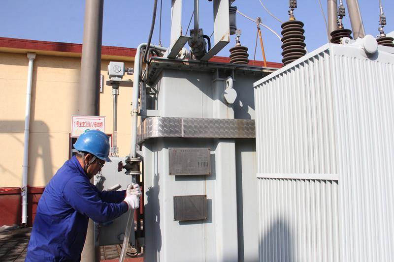 山东特高压首次完成带电消缺 确保电力安全稳定迎峰度冬