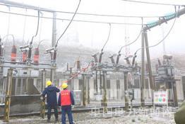 娄底供电:防覆冰保安全