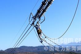 福建检修:带电消缺
