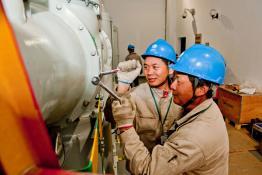 靖江供电:安装开关保用电