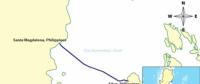 菲律宾索索贡省-萨马岛海底光纤第二阶段启动