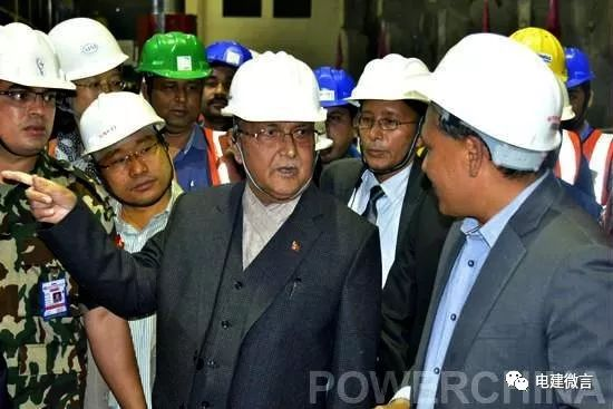 尼泊尔总理:感谢中国!这座水电站满足我们半数以上人民用电需求