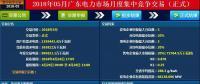 广东省2018年5月统一出清价初步结果出炉:-42.00厘