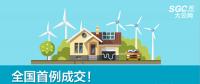全国首例成交!跨省跨区可再生能源发电权替代交易成交电量1.74亿度