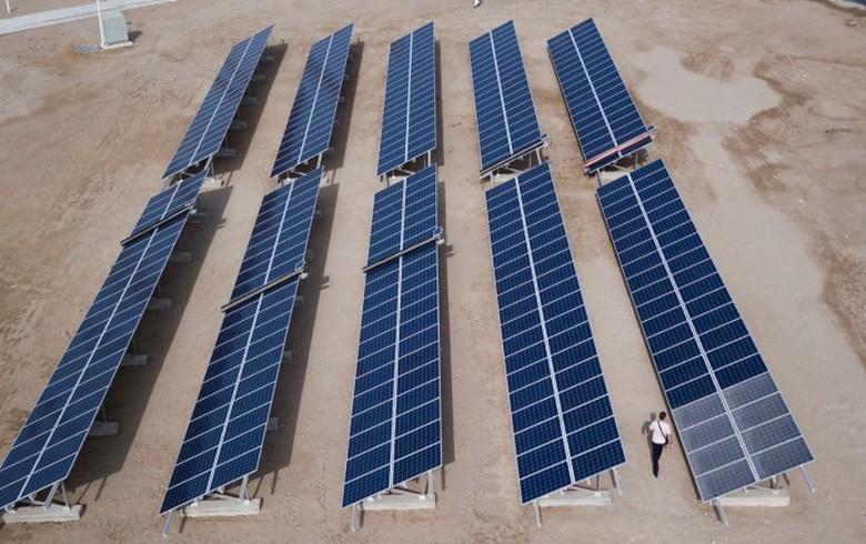 沙特200吉瓦太阳能发电计划启动初步融资协商