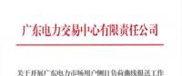 """售电量大数据预测解决广东""""用户侧日负荷曲线报送""""难题"""