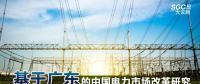 基于广东的中国电力市场改革研究