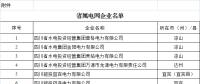 四川调整省属电网电价管理权限:由省发改委管理