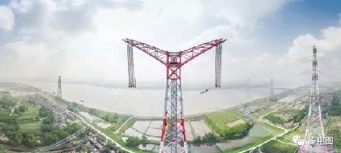 全球能源互联网顶层设计已完成 中国在全球搭建特高压输电网