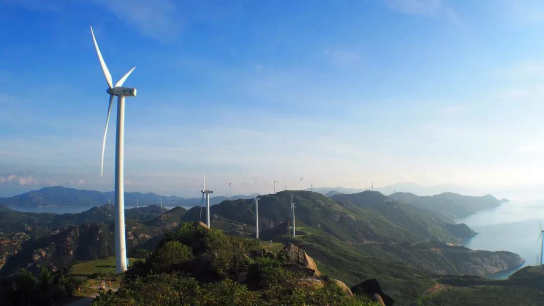 """""""一带一路""""让中国央企与希腊风电技术紧密相连"""