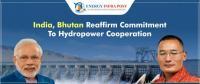 印度和不丹建交50周年 重申进一步加强水电合作