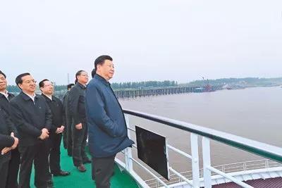 用绿色用电助力长江大保护
