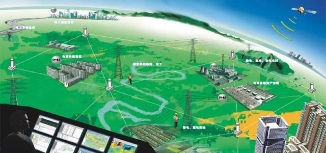 南方电网实现四网融合用电网链接智慧生活