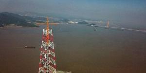 探访世界第一输电高塔