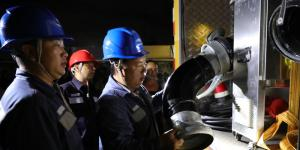 广东电网用电力应急排涝车抢险救灾