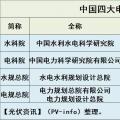 中国电力四大国家智囊:水科院、电科院、水规总院、电规总院 主要职能及构成你都了解吗?