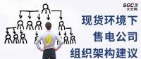 现货环境下售电公司组织架构建议