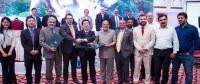 科哈拉水电站项目推进动员会在巴举行 成功小签三方购电协议