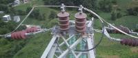 融冰绝缘地线对变电站雷电过电压的影响