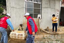 梧州供电:精准扶贫心连心