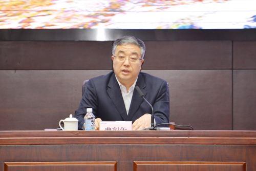 中国(太原)煤炭交易中心曲剑午:构建现代能源交易市场体系