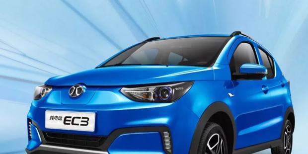 """10月新能源车销量,北汽EC系列销量破2万,唐DM被一款""""老年代步车""""压在身后!"""
