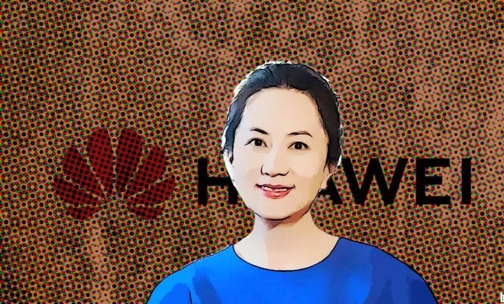 华为回应CFO被捕:相信法律最终给出公正结论!
