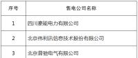山东发布了《关于公示北京电力交易中心已受理注册涉及我省有关业务售电公司相关信息的公告》