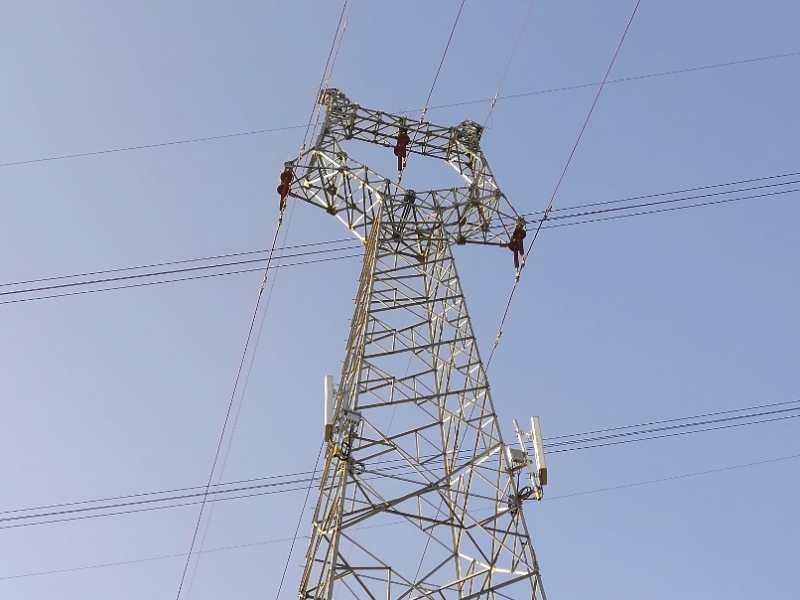 山西省首座电力与通信共享电力铁塔试点成功