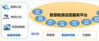 """清华大学多项创新成果助力国内首个""""互联网+""""综合能源运营服务平台建设"""