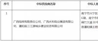 广西灌阳县工业集中区增量配电业务改革试点项目业主采购中标公告