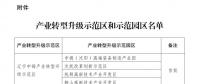 发改委进一步推进产业转型升级示范区建设(附47家产业转型升级示范区和示范园区名单)