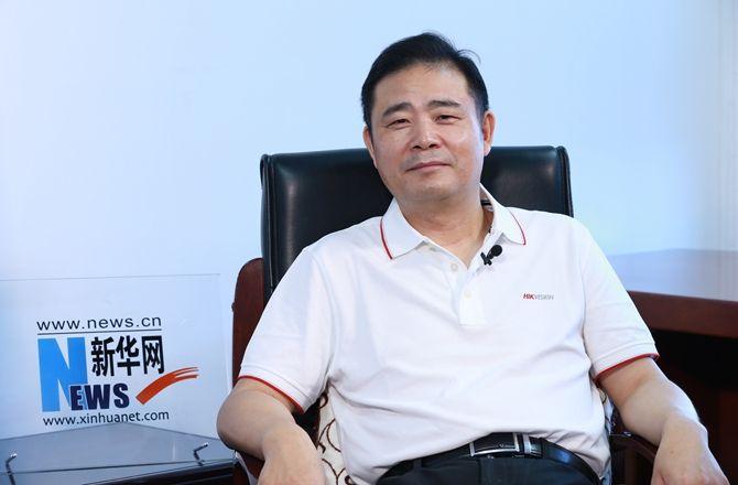 访全国人大代表陈宗年:推动能源互联网建设 助力清洁能源发展