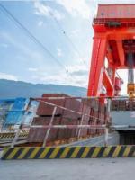 世界起重量最大白鹤滩水电站泄洪洞门机具备投运条件